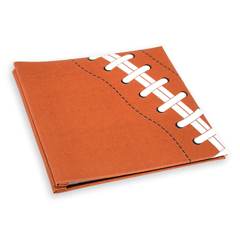 Scrapbook Football Textured Cover 12X12 W5 Page Protectors