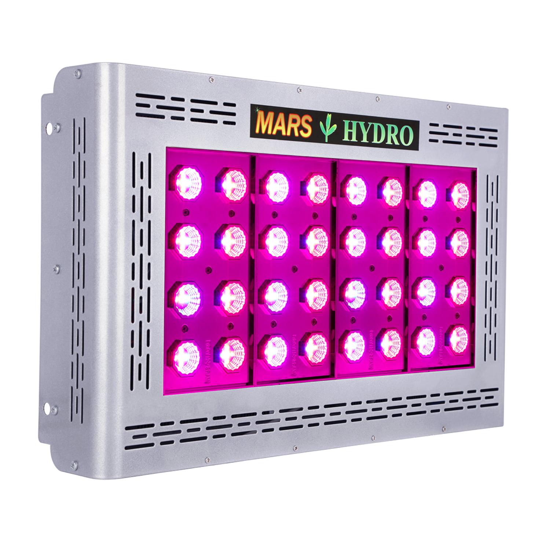 Mars Hydro LED Grow Light Mars Pro II Epistar 160 True Watt 386W For Veg Flower Plant Full... by