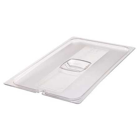 Cold Pan Cover - Rubbermaid FG134P00CLR Cold Cold Food Pan Cover, Clear