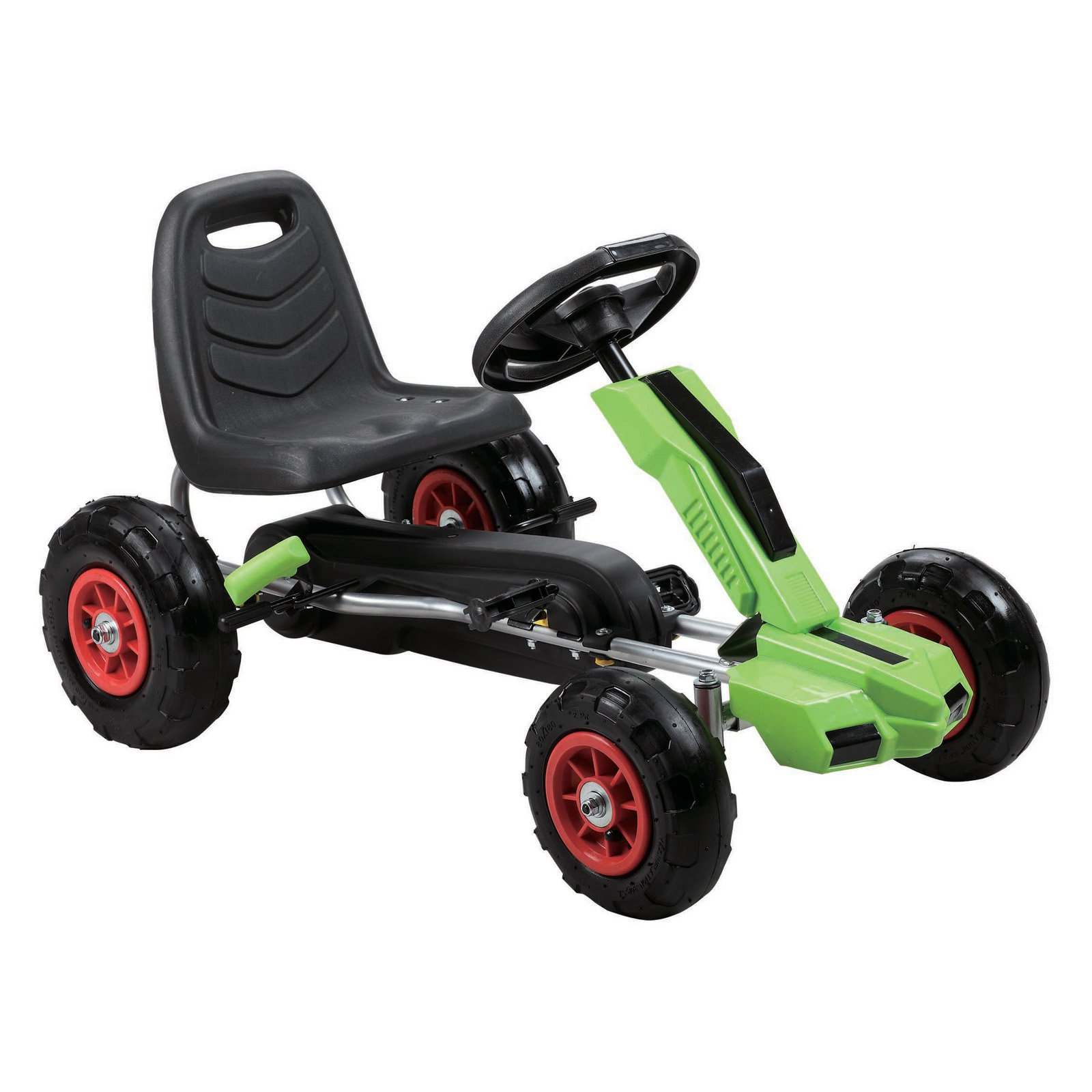 Vroom Rider Power Pedal Go Kart Riding Toy