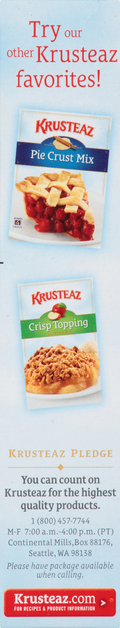 how to make crispy topping