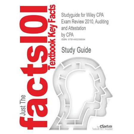 Studyguide for Wiley CPA Exam Review 2010, Auditing and Attestation by