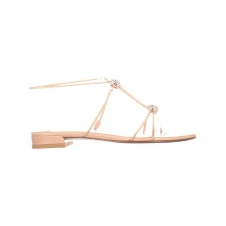 Sandales Pour Femmes Stuart Weitzman Tweety, Beige - image 2 de 6