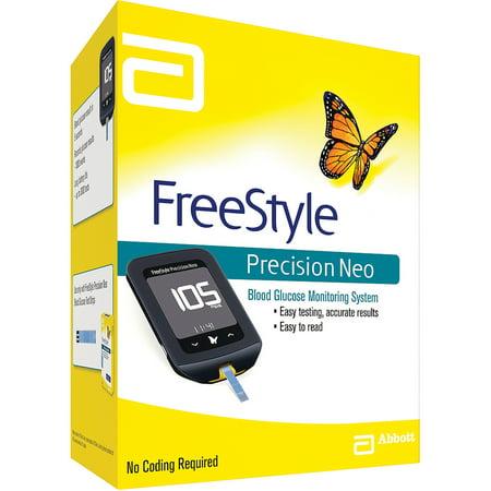 Upc 093815751755 Freestyle Precision Neo Blood Glucose