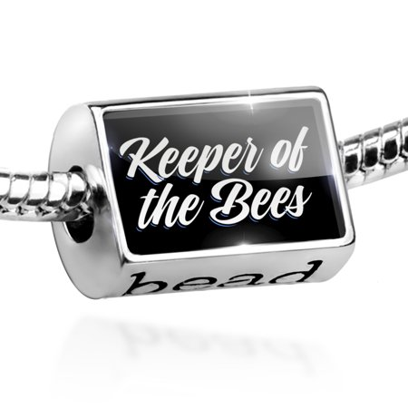 Bead Classic design Keeper of the Bees Charm Fits All European Bracelets](Bee Charms)