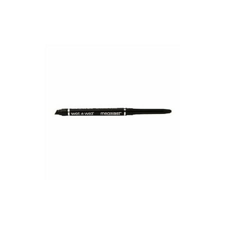 wet n wild MegaLast Retractable Eyeliner, Blackest Black
