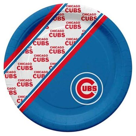 Chicagos Horse (Chicago Cubs Disposable Paper Plates by Duck)