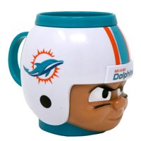 Miami Dolphins Big Sip Drink Mug - No Size