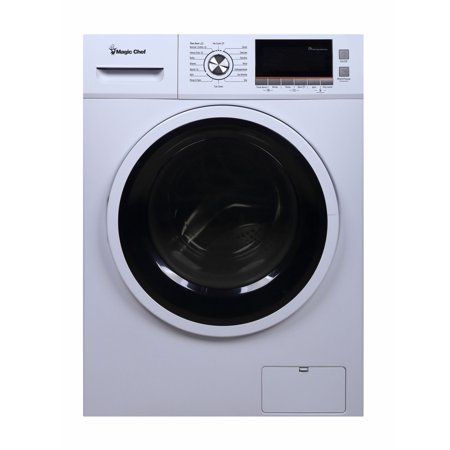 Magic Chef 2.0 Cu. Ft. Ventless Washer/Dryer Combo in (Best Washer And Dryer In One)