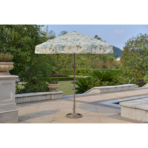 Mainstays Willow Springs 7' Garden Umbrella, Cream by Zhejiang Hua Yue Furniture Ind. Co. Ltd.
