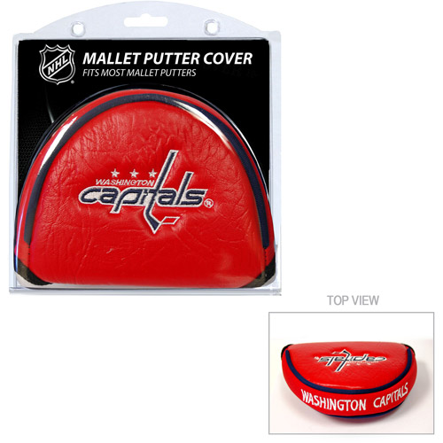 Team Golf NHL Washington Capitals Golf Mallet Putter Cover