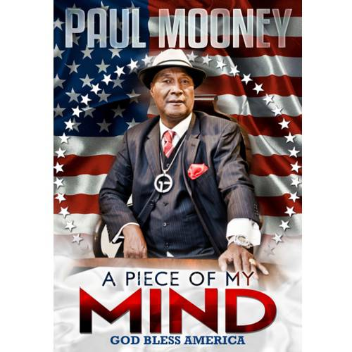 Paul Mooney: A Piece Of Mind (Widescreen)