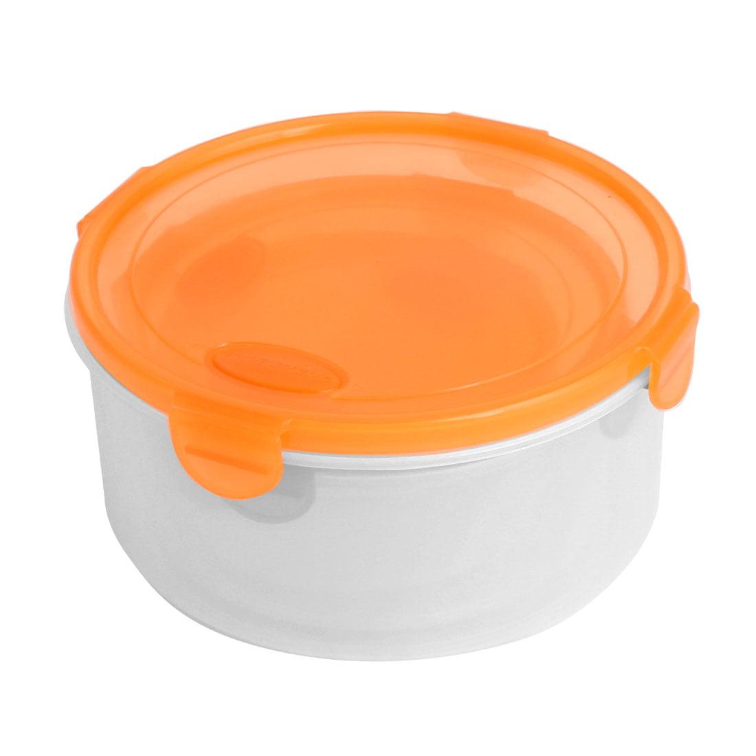 Kitchen Plastic Cylinder Shape Fruit Food Storage Container 3 in 1 Orange White  sc 1 st  Walmart Canada & Kitchen Plastic Cylinder Shape Fruit Food Storage Container 3 in 1 ...