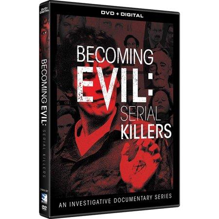 Becoming Evil: Serial Killers (DVD) - Psycho Serial Killer Movies