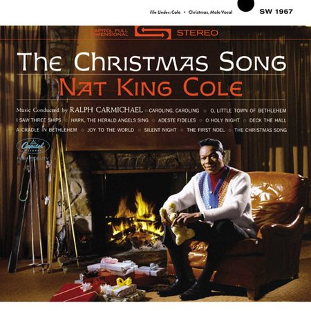 The Christmas Song (CD) - Halloween Party Songs Cd