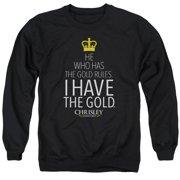 Chrisley Knows Best Gold Mens Crewneck Sweatshirt