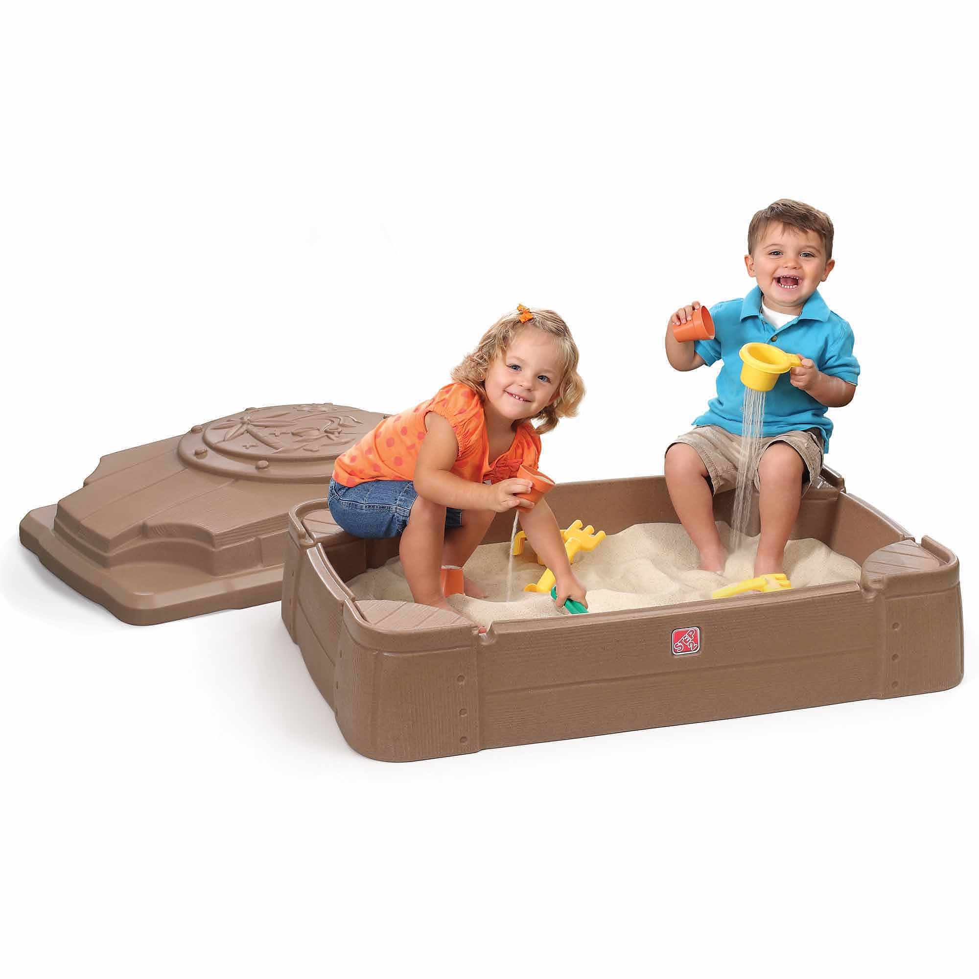 Little Tikes Big Digger Sandbox Walmart