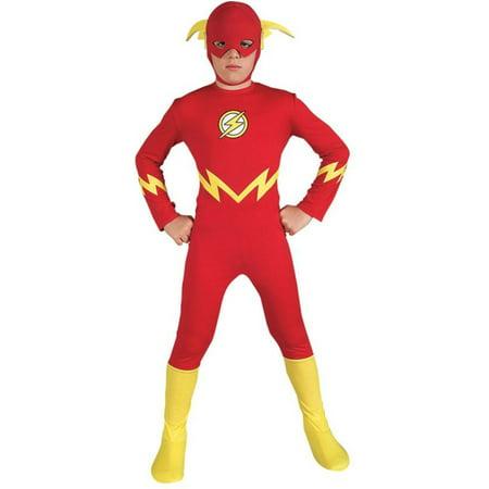 Morris Costumes Boys Flash Child Large Halloween Costume - Flash Boys Costume