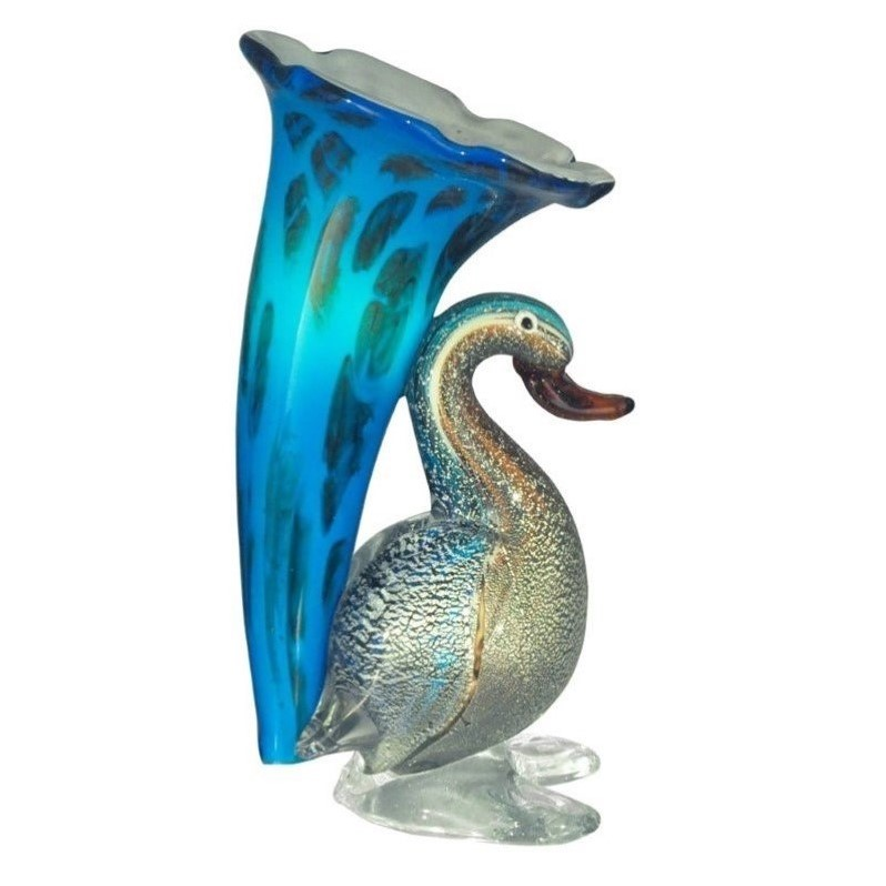 Dale Tiffany Duck Lily Favrile Accent Lamp