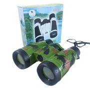 Telescope Toy 6x30 Creative Plastic Telescope Plastic Binocular for Children