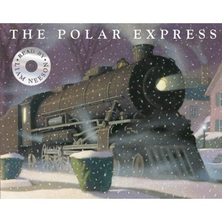 POLAR EXPRESS BOOK & CD