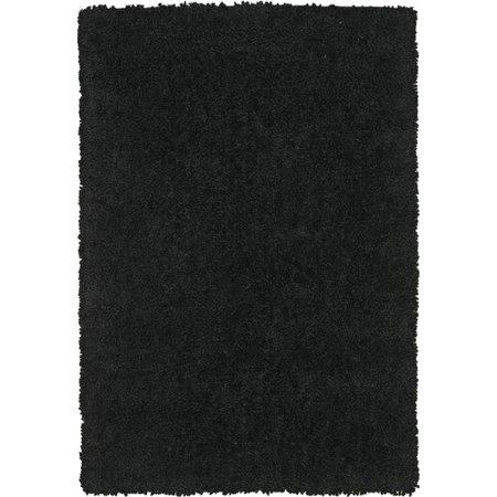 dalyn rug co utopia black area rug. Black Bedroom Furniture Sets. Home Design Ideas