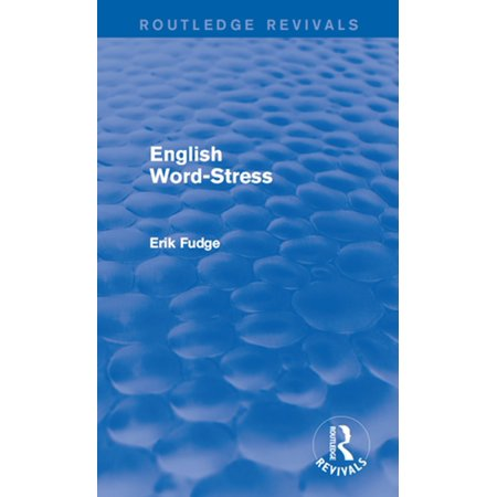 English Word-Stress - eBook