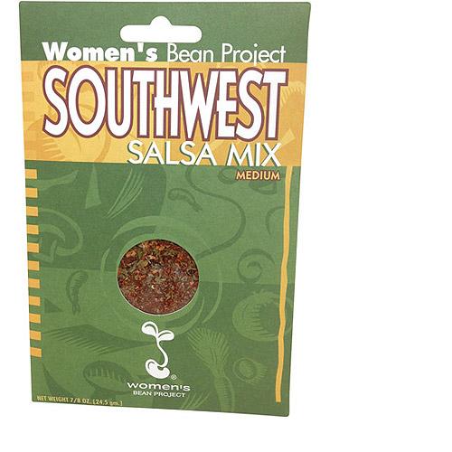 Women's Bean Project Southwest Medium Salsa Mix, 0.875 oz