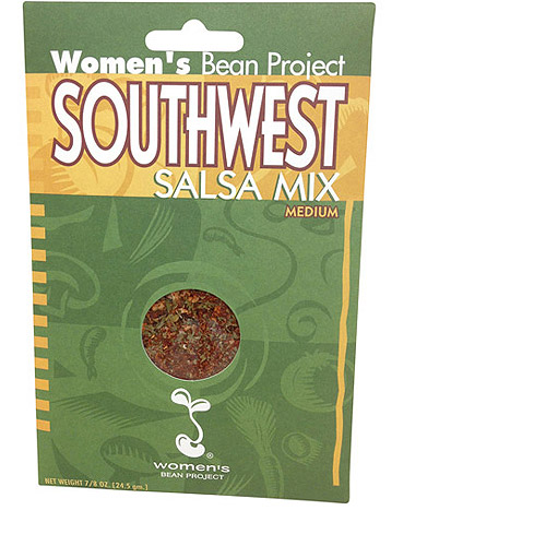 Women's Bean Project Southwest Medium Salsa Mix, 0.875 oz