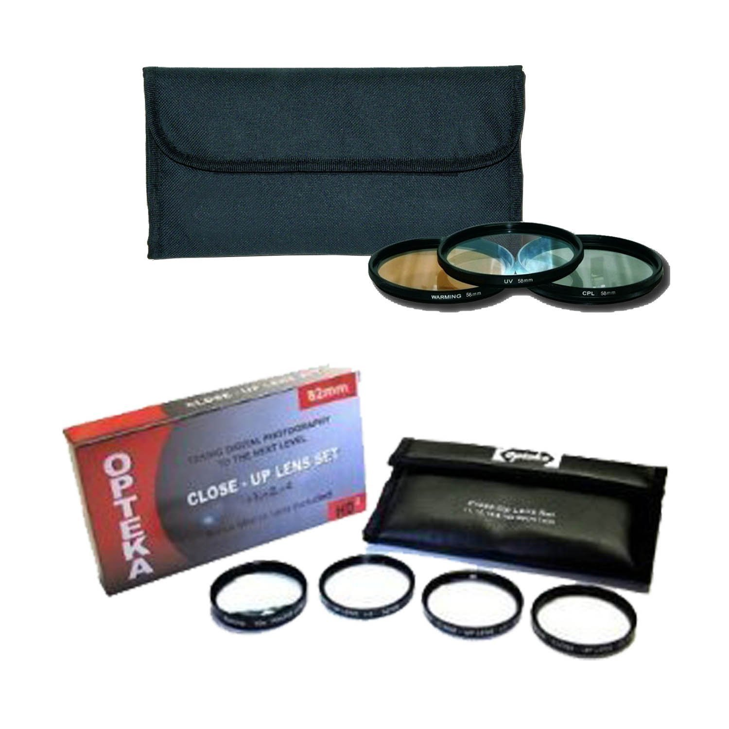 T4I 25 Piece Advanced Lens Package For The Canon EOS 7D 50D 5D 60D 70D T1I EF 35mm f//1.4L, EF 85mm f//1.2L II, EF 135mm f//2L Includes 72MM 0.43X HD2 Wide Angle Panoramic Macro Fisheye Lens 15-85mm 18-200mm 28-135mm T3I 72MM 2.2x T3 T5 SL1 650D T5I