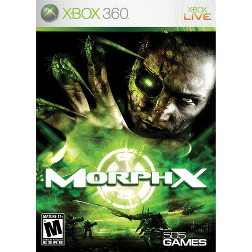 MorphX - Xbox 360 review at Thunderbolt