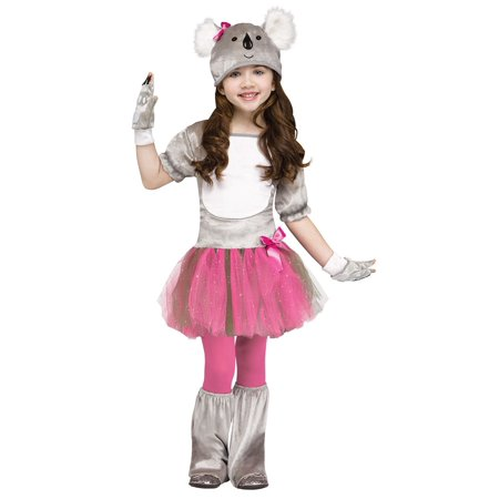 Koala Bear Cutie Toddler Costume Large Child Animal