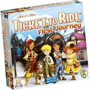 Days of Wonder Ticket to Ride: First Journey Board Game