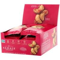 Sahale Snacks, Glazed Nuts, Cashews with Pomegranate + Vanilla, 9 Packs, 1.5 oz (42.5 g) Each(pack of 1)