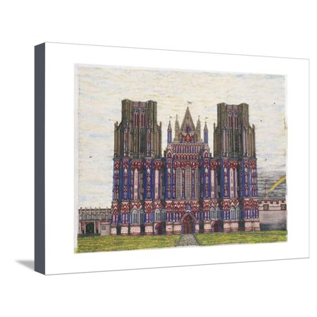 Wells Cathedral, Main Panel from