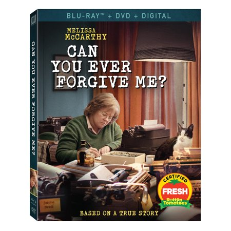 Can You Ever Forgive Me? (Blu-ray + DVD + Digital) (Ever After High Movie)