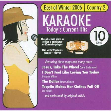 All Star Karaoke: Best Of Winter 2006 - Country 2