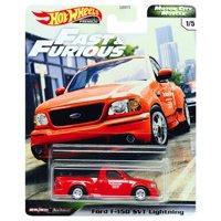 Brian's Ford F-150 SVT Lightning Hot Wheels Fast & Furious Premium Diecast 1/64