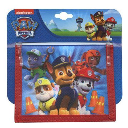 (Party Favors Nick Jr Paw Patrol Bifold Wallet- 6 Pack)