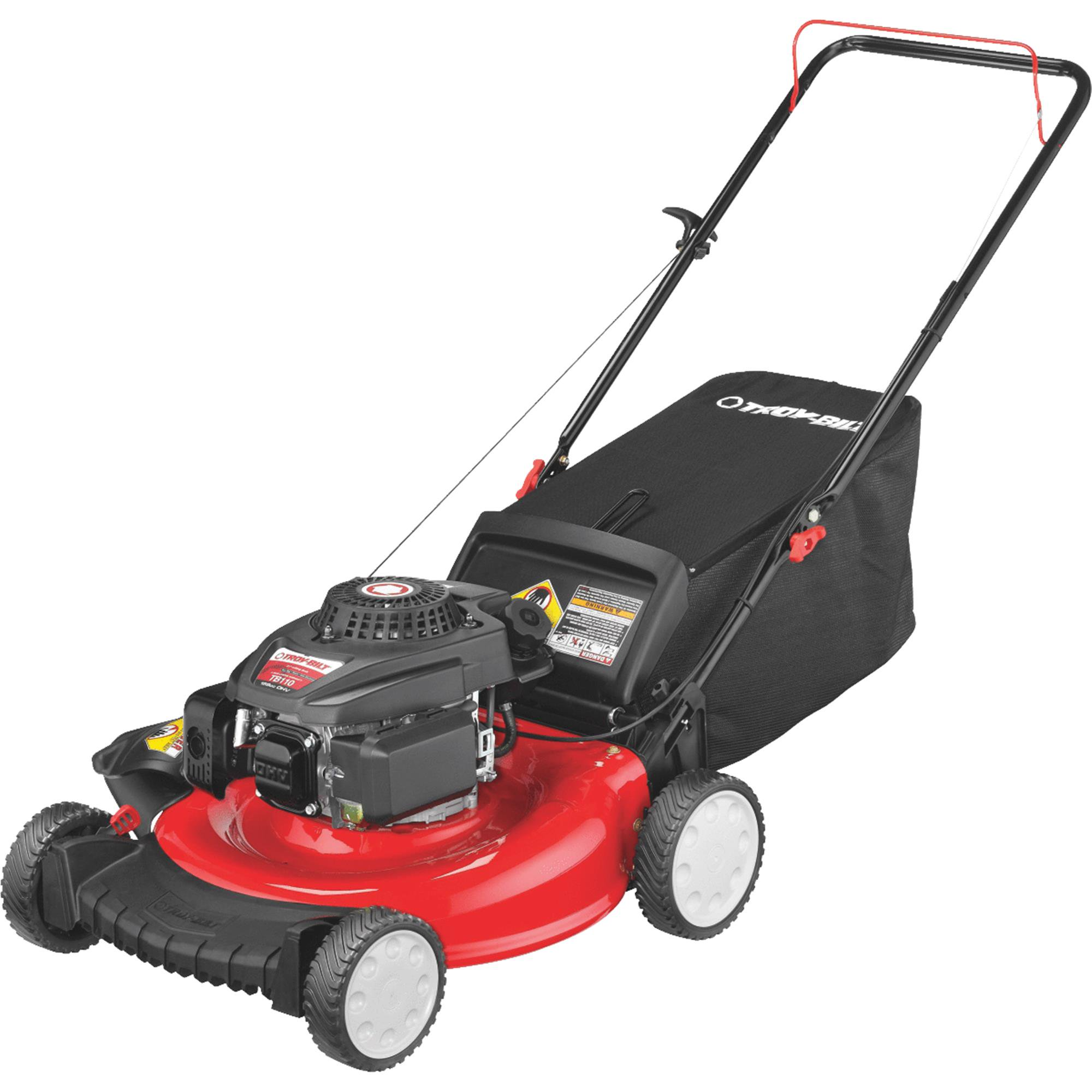 Troy-Bilt 21 In. Powermore Push Gas Lawn Mower by MTD Products