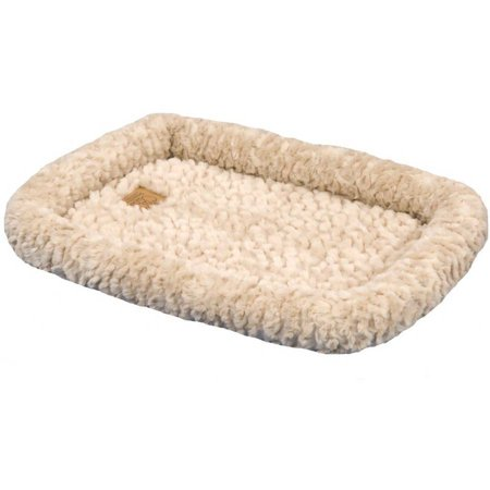Precision Pet SnooZZy Crate Bed 2000, Natural, 25