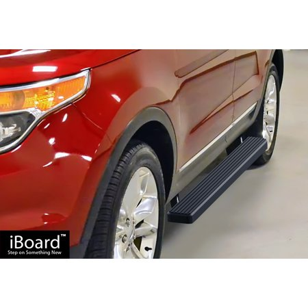 iBoard Running Board For Ford Explorer SUV 4 Full Size -