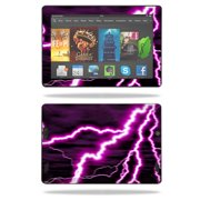 """Skin Decal Wrap for Amazon Kindle Fire HD 7"""" Tablet (2013) Alien Invasion"""
