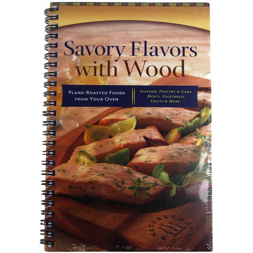 Nature's Cuisine Savory Flavors Roasting Cookbook