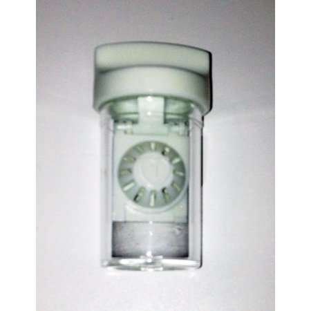 Pro-visual Barrel Contact Lens Case - For Soaking and Storage of Soft Contact Lenses