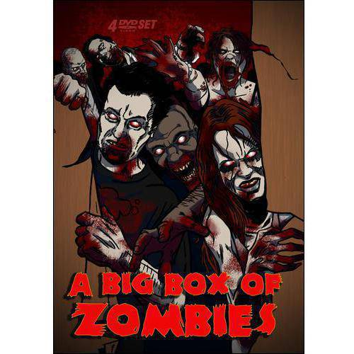 A Big Box Of Zombies by S MORE ENTERTAINMENT