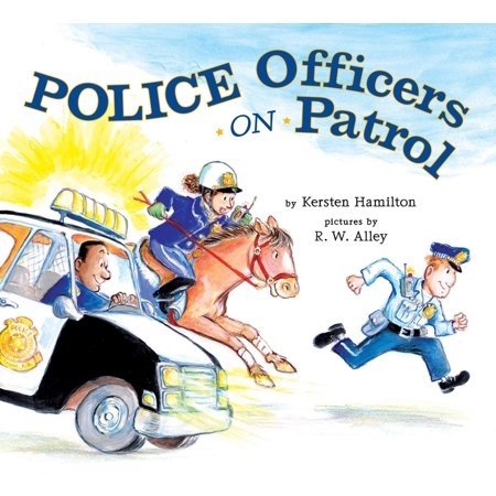 Police Officers on Patrol](Happy Birthday Police Officer)