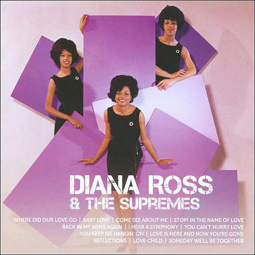 Icon Series: Diana Ross & The Supremes