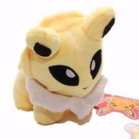 Pokemon Plush Eeveelution 5 Inches - Jolteon - Walmart.com 8a62b4d46