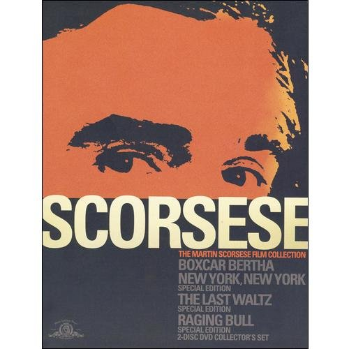 The Martin Scorsese Film Collection (Widescreen)